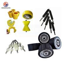 弘创生产机械工业用聚氨酯弹性垫 聚氨酯零件 PU异形件