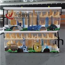 儿童玩具uv打印机积木拼图人物汽车平板彩印机厂家销售免费打样
