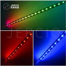流星灯 led流星灯 RGB幻彩灯条 WS2812灯带