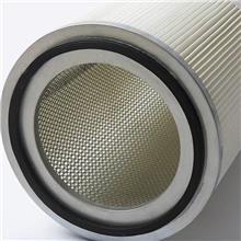 防静电除尘滤芯 液压油滤芯 世纪 覆膜除尘滤筒 欢迎订购