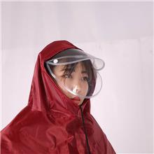 加工定制 加厚牛津布雨披 电瓶车摩托车带袖雨披 连体雨衣 可定制