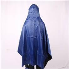 长期出售 通用铝膜电动车防雨罩 摩托车骑行雨衣 成人带袖雨衣 服务贴心