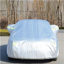 巨晨按需定做铝膜汽车车衣 汽车防护罩 轿车四季防护车衣 严格选材