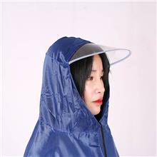 供应 摩托车雨衣 加厚牛津布雨披 通用铝膜电动车防雨罩 交货及时