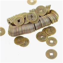 泰玛殡葬用品 厂家批发祭祀丧葬 铜钱 洋钱 规格多样