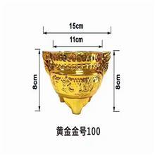 厂家销售殡葬用品 祭祀用品 陶瓷香炉 规格多样 泰玛殡葬用品