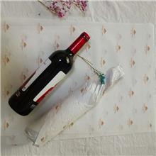 28g拷贝纸印刷单色 红酒包装纸 可印LOGO 图案 质量上乘 印刷清晰
