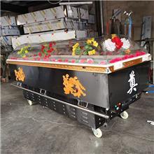 水晶棺价格冰棺直销不锈钢智能水晶棺厂家