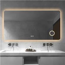 智由智宅智能浴室镜 语音控制WIFI智能镜 人体智能感应镜子批发厂家