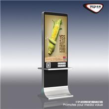 厂家户外滚动LED灯箱批发 定制LED立式移动广告灯箱 东莞户外广告灯箱厂家