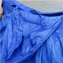 羽鸿户外供应 成人分体式雨衣 大码均码 反光成人分体式雨衣套装防汛捐赠 定制批发