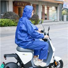羽鸿雨具 双层分体雨披 摩托车雨裤套装单人加厚 自行骑行雨衣 有现货