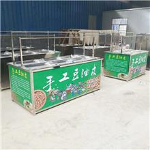 酒店鲜豆油皮机定制 易操作家用半自动腐竹机 蒸汽加热腐竹生产线