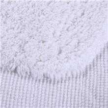酒店地巾 宾馆浴室加大加厚防滑地垫 纯棉地巾 酒店布草定制