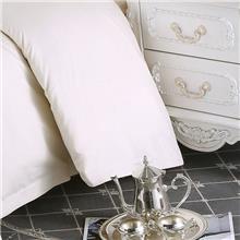 五星级酒店床上用品80支白色纯棉贡缎床单酒店布草四件套民宿床品