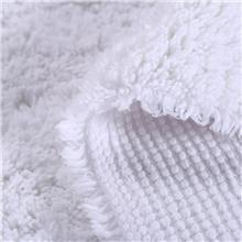 五星级酒店地巾浴室纯全棉卫生间门口吸水毛巾地垫