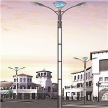 新农村6米太阳能路灯工程户外照明路灯头大功率道路灯LED太阳能灯