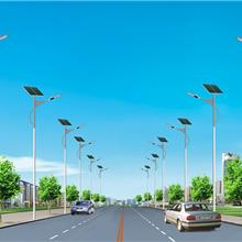 户外太阳能路灯 新农村6米太阳能灯光控小区道路LED路灯定制厂家