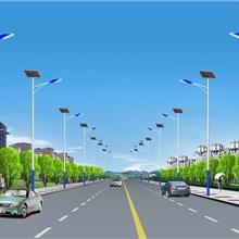 太阳能路灯户外工程灯新款6米LED路灯室外照明灯市电道路太阳能灯