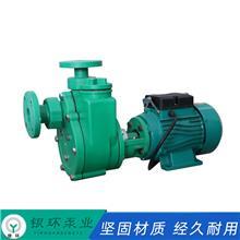 自吸泵 污水泵 防腐蚀自吸泵 银环泵业 厂家供应