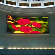海南室内p3全彩屏 会议室高清P3led显示屏室内全彩租赁屏