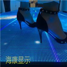 室内LED互动地砖屏高清LED地砖屏互动 汽车可开