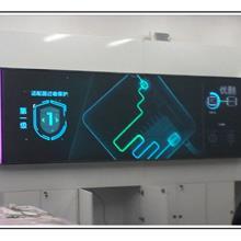 上门安装本田汽车展厅LED全彩小间距P1.667显示屏