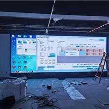 上门安装红旗汽车展厅LED全彩小间距P1.667显示屏