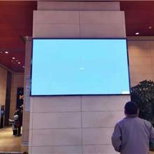 上门安装丰田汽车展厅LED全彩小间距P1.667显示屏
