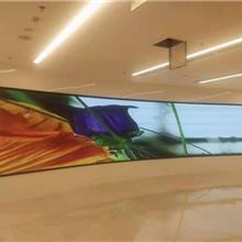 批发岚图汽车展厅LED全彩小间距P1.667显示屏