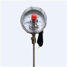 久跃双金属温度计 电接点双金属温度计 电接点双金属温度计长期批发