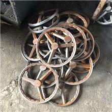手轮定制 厂家可制作60-600mm直径铸铁手轮 人防门手轮 欢迎询价
