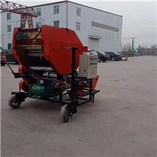 捆草机 大型青贮机 青储草料机 全自动打包机