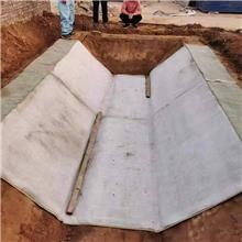 斯蒙奇 混凝土帆布水泥毯 工程铺设水渠水泥毯厂家
