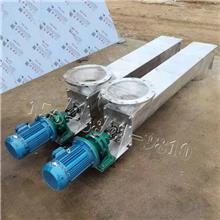 生物质颗粒机上料绞龙 U型碳钢管提升机 曲阜绞龙提升机价格